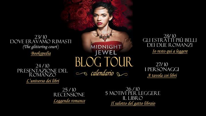 Midnight Jewel blogtour tappe