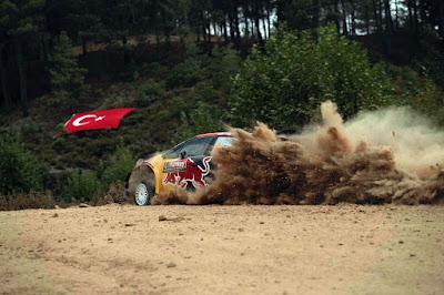 WRC Rally Turkey 2020