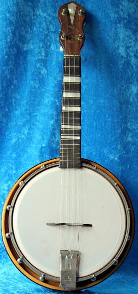 Musima Banjolele Banjo Ukulele