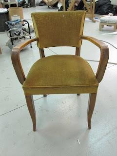 fauteuil avant rfection - Comment Retapisser Un Canape