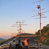 K8GP / Rover - FM08US (looking E) - ARRL June VHF 2014