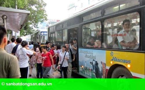 Hình 1: Hàng loạt ưu đãi cho chủ đầu tư và khách xe buýt