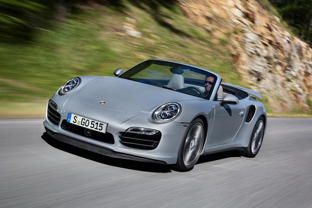 2014 Porsche 911 Turbo Cabriolet 6