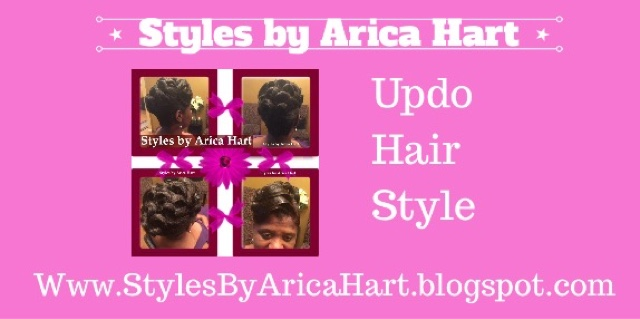 Updo, hair blog