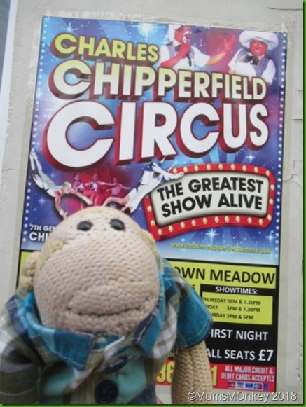 Evesham Chipperfield Circus