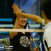 百度羽毛球小组赛之三 photos, pictures