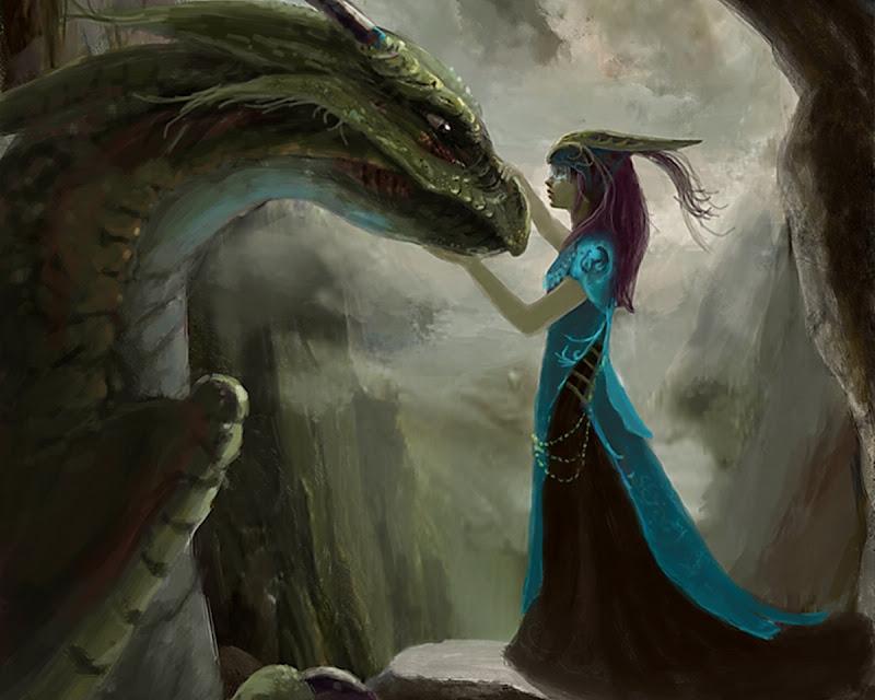 Mine Of Faithful Pard, Dragons 3