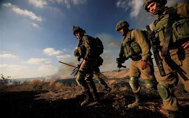 Γάζα: Κοινή στρατιωτική άσκηση ενόπλων ομάδων - Πρόβα για δημιουργία στρατού