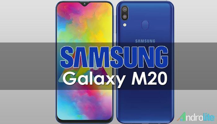 Samsung secara resmi meluncurkan smartphone teranyar mereka berlabel  Spesifikasi dan Harga Samsung Galaxy M20