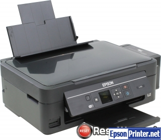 How to reset Epson L456 printer