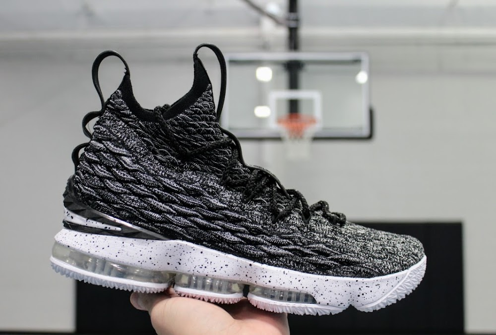 ... Available Now Nike LeBron 15 Ashes 897648002 ...