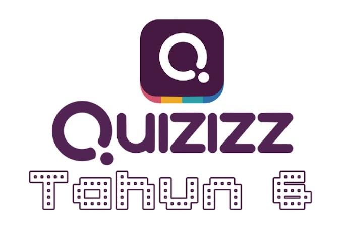 Soalan Quizizz Bahasa Melayu Tahun 6