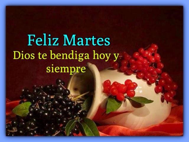 Feliz Martes mi Amor Imagenes Feliz Martes Gracias mi Dios