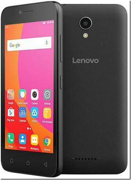 Lenovo Vibe B Diluncurkan, Smartphone 4G LTE Murah Meriah
