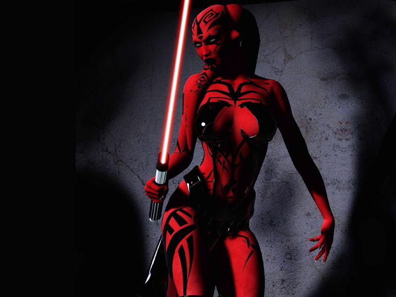 Fantasy Red Devil, Demonesses
