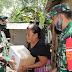 Kunjungi Wilayah Kodim Cilacap, Danrem 071/WK Bantu Warga Kurang Mampu
