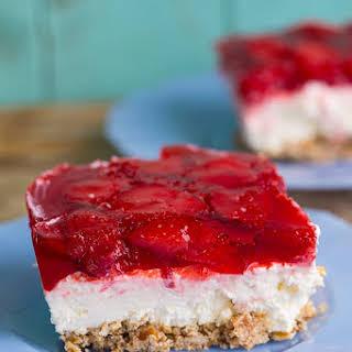 Strawberry Pretzel Dessert Without Jello Recipes.