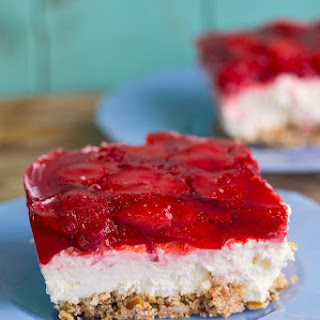 Strawberry Pretzel Dessert Without Jello Recipes.