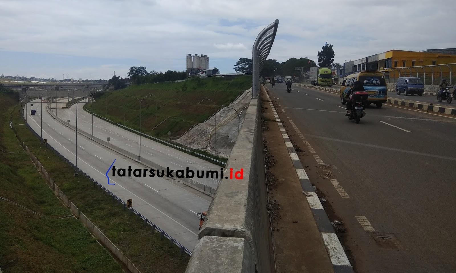 PT Trans Jabar Tol Bahas Penggeseran Jembatan Overpass Tol Bocimi Sesi Cigombong - Cibadak