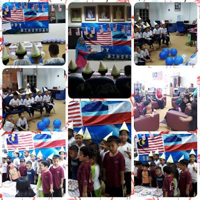 Sambutan Kemerdekaan TAska Permata/Tadika Kemas KPKPS