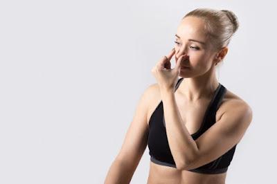dicas para dormir bem - respirar pelo nariz