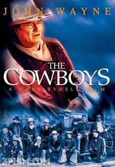 Cao Bồi Nhí - The Cowboys (1972) Poster