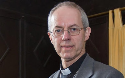 Archbishop of Canterbury speaks out against Syria intervention