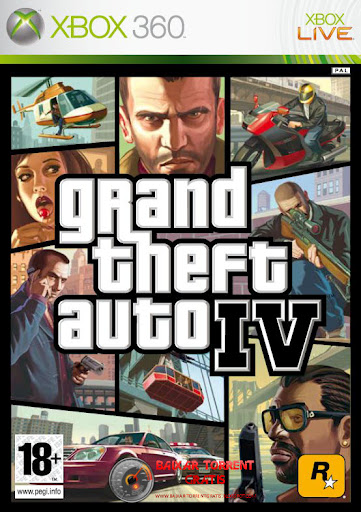 Grand Theft Auto IV Xbox 360 Torrent Download