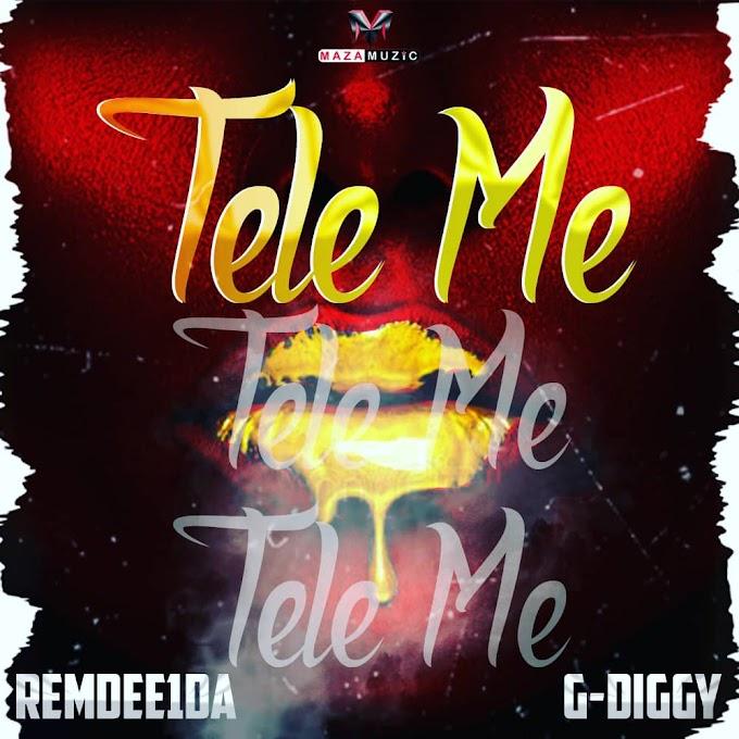 """Remdee 1da x G-Diggy - """"Tele Me"""""""