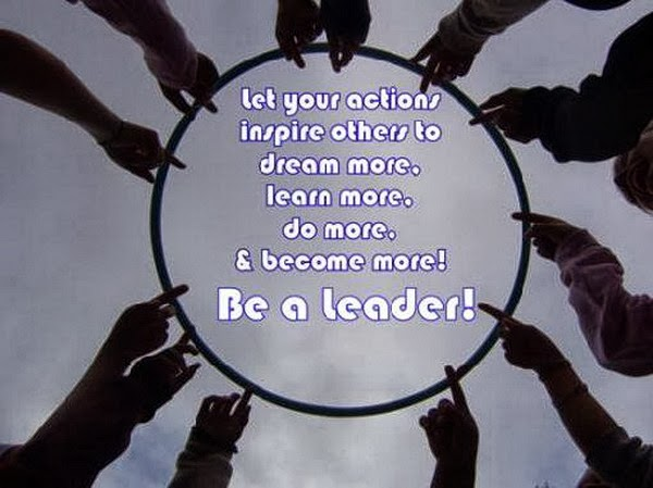 quotes about leader