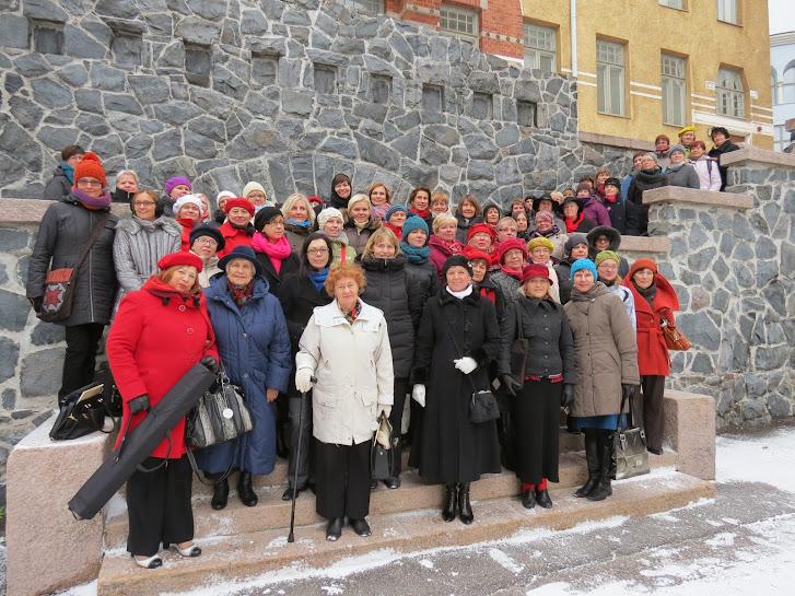 EKS Aita Seltsi liikmed Helsingis