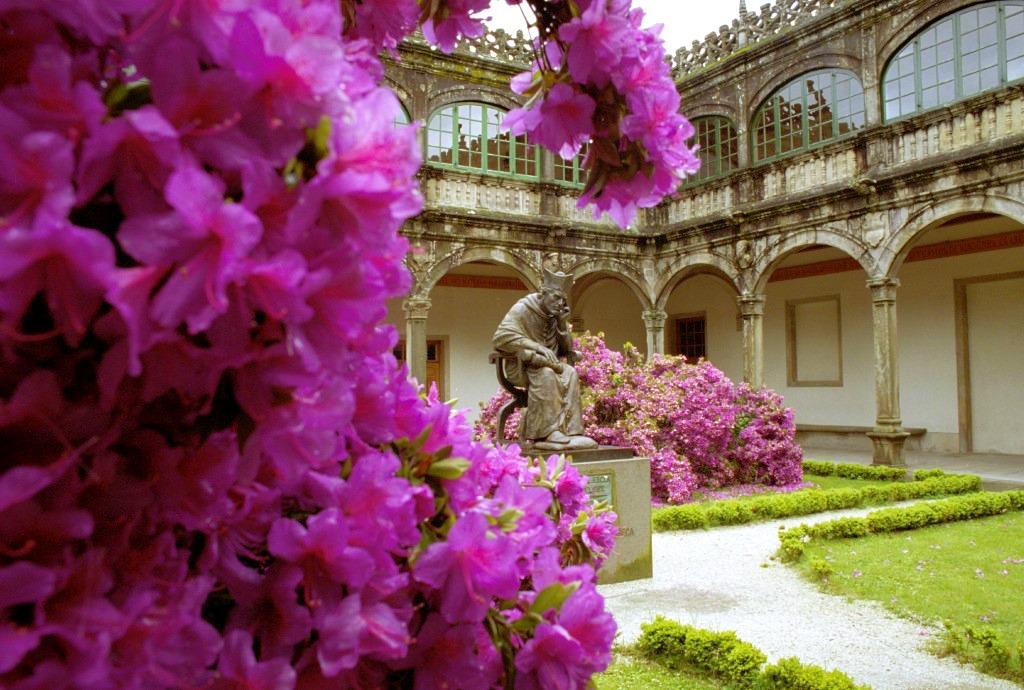 Colegio de Fonseca, Santiago de Compostela - Camino de Santiago