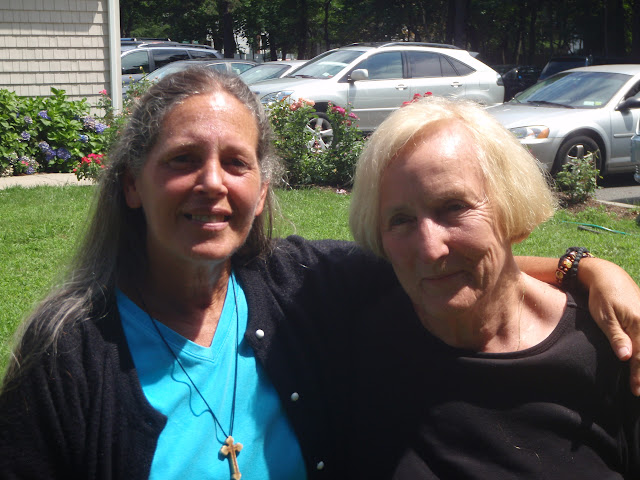 Kathy and Carol.