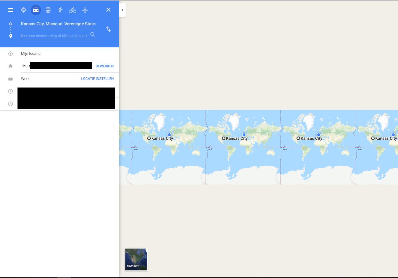 Google Maps Street View Bug - Google Maps Help