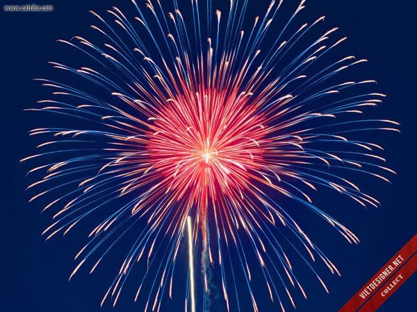 100 hình nền pháo hoa đẹp tuyệt vời