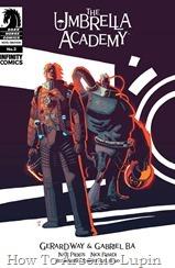 Actualización 28/11/2018: Gracias a Heisenberg, Rabum Alal y Letho para Infinity Comics, les traemos el numero 2 de The Umbrella Academy: Hotel Oblivion. A medida que los intereses de las grandes empresas se acercan a los adolescentes crecidos de la Academia Umbrella, se forman alianzas poco probables y dos hermanos se dirigen al espacio profundo. También: ¡Bailes de salón! ¡Una bola 8 mágica! ¡Cowboys! ¡Casas de muñecas! ¡Y más...!