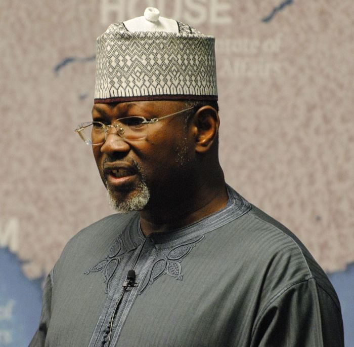 BREAKING!! Jega joins partisan politics
