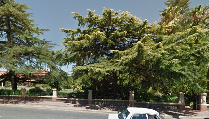Streetview, Attunga House and Gardens, 120 Kensington Road, Toorak Gardens SA