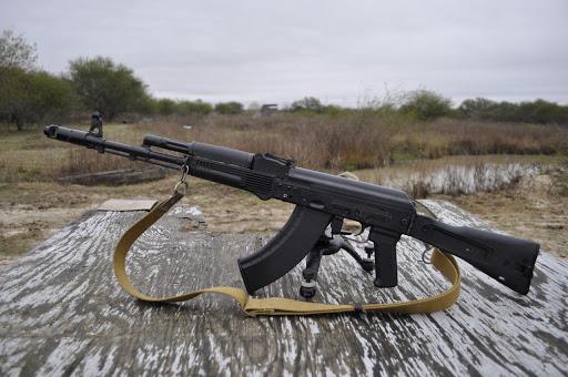 Senapan serbu Kalashnikov