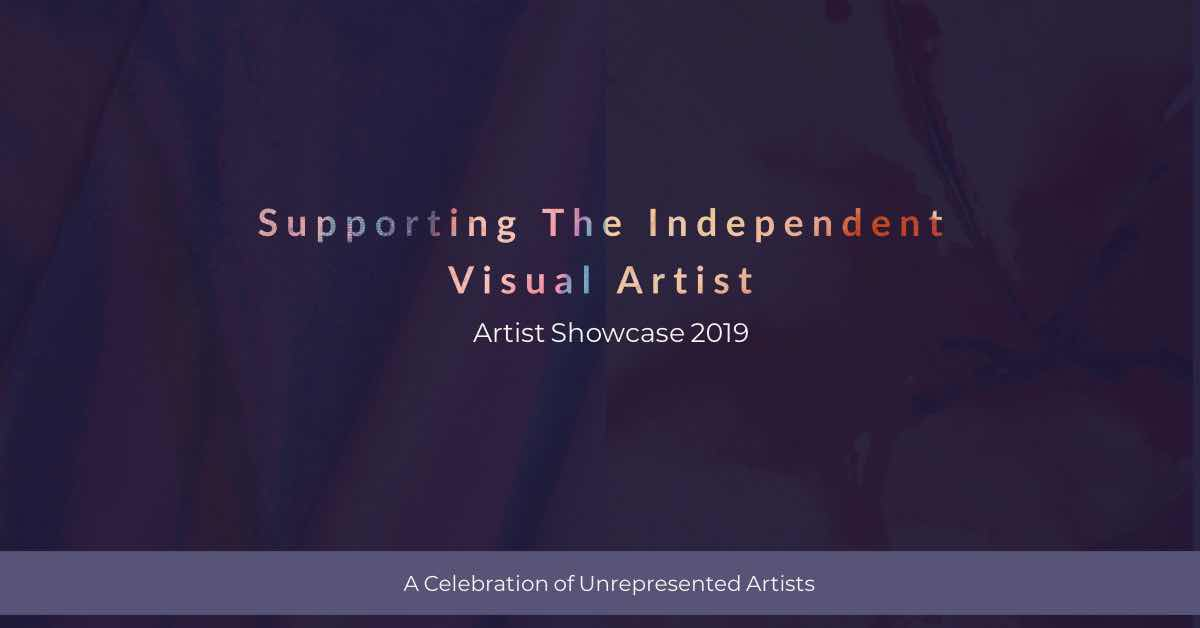 supporting independent visual artists in 2019