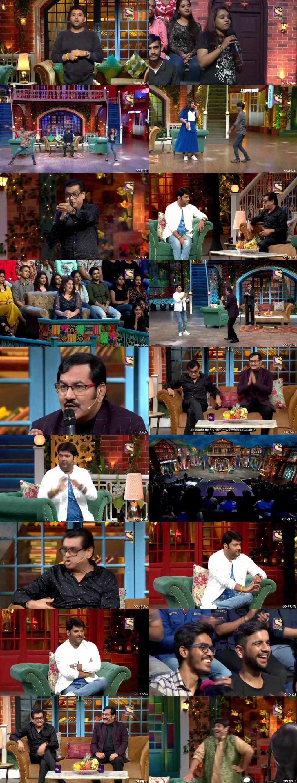 Screen Shot Of The Kapil Sharma Show 11th August 2019 Season 02 Episode 65 300MB Watch Online