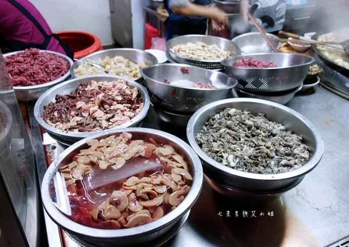 4 嘉義東市場牛雜湯、筒仔米糕、火婆煎粿