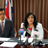 MINISTRA ANUNCIA AVANCES EN MATERIA PENITENCIARIA