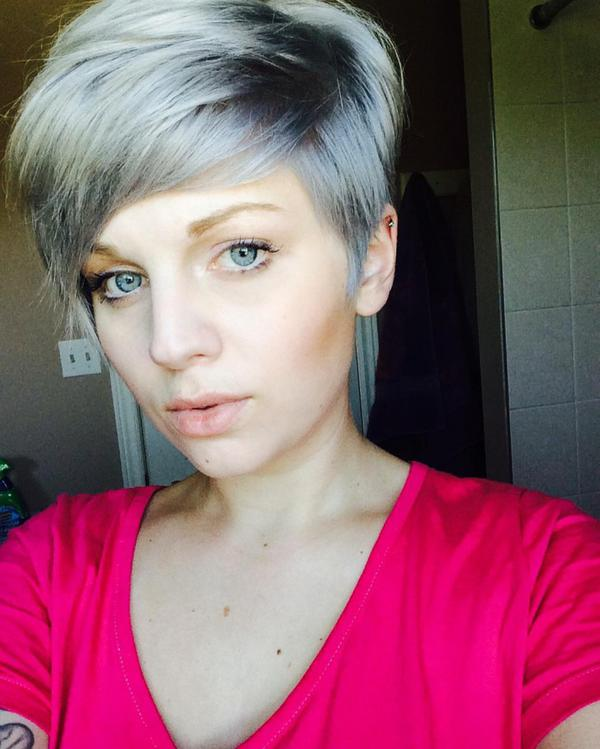 Modern Emo Pixie Cut Hairstyles For Girls Styles Art