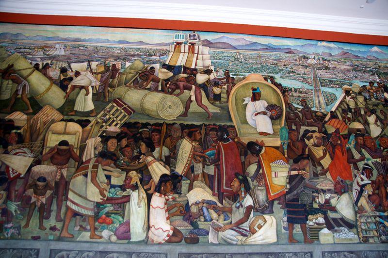 達人帶路-環遊世界-google-Diego Rivera-墨西哥
