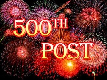 Entry Yang Ke-500