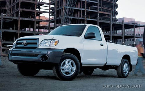 2003 toyota tundra regular cab specifications pictures prices. Black Bedroom Furniture Sets. Home Design Ideas