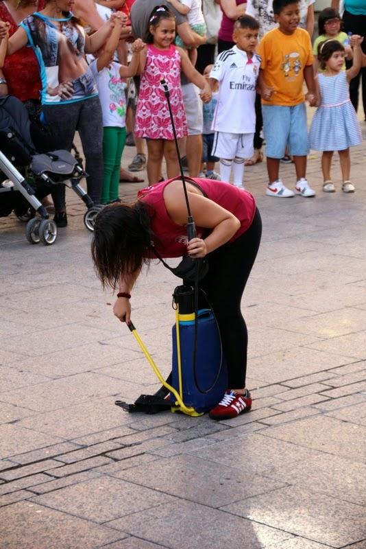 Festa infantil i taller balls tradicionals a Sant Llorenç  20-09-14 - IMG_4249.jpg