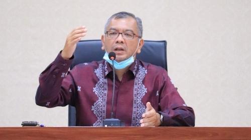 Tindaklanjuti arahan Presiden, Wako Payakumbuh Laksanakan Rakor