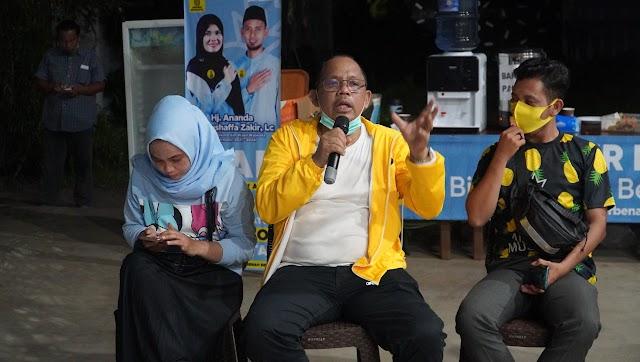 Debat Perdana Calon Pemimpin Banjarmasin, Ini Pendapat Wakil Rakyat